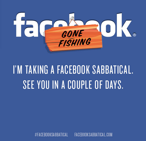 facebook sabbatical profile couple of days
